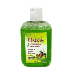 ALNAVEDIC OSIK PLUS VEGETABLE AND FRUIT WASH 250ML