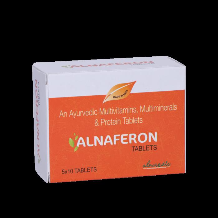 Alnavedic Alnaferon Tablet