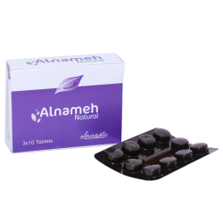 ALNAVEDIC ALNAMEH TABLET FOR AN AYURVEDIC PROPREITARY MEDICINE FOR DIABETICS 30 TABLETS