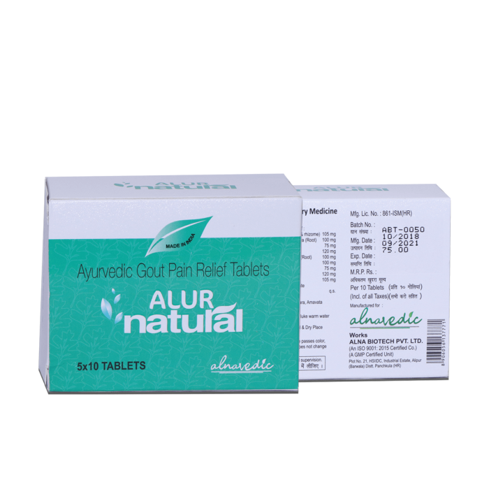 navedic Alur Natural Tablet