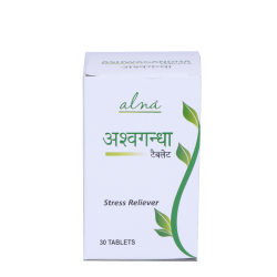 ALNAVEDIC ASHWAGANDHA CAPSULE FOR GENERAL WELLNESS AYUVEDIC 30 CAPSULE