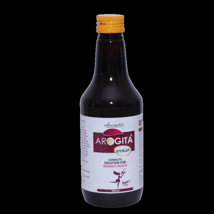 Alnavedic Arogita Syrup