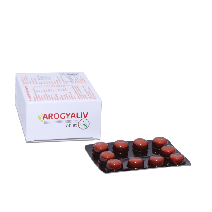 Alnavedic Arogyliv Ds Tablet