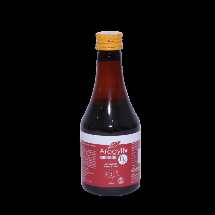 Alnavedic Arogyliv DS Syrup