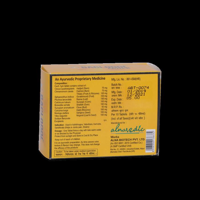Alnavedic Baclodol Quick Tablet