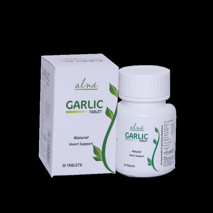 Alnavedic Garlic Tablet