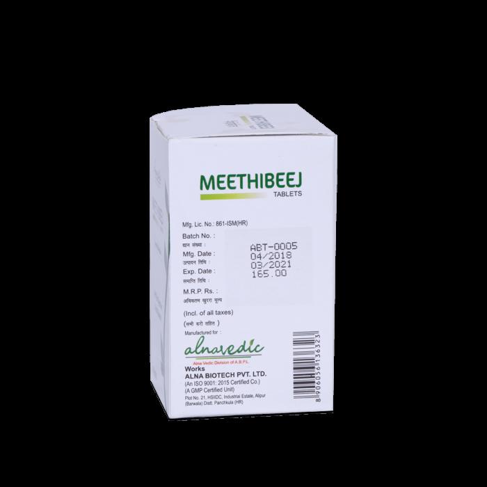 Alnavedic meethibeej tablet
