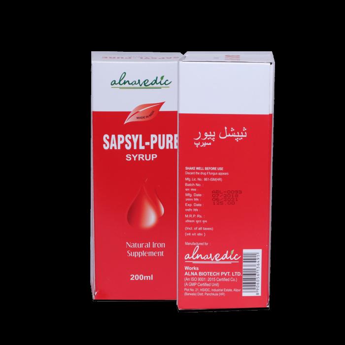 Alnavedic Sapsyl Syrup
