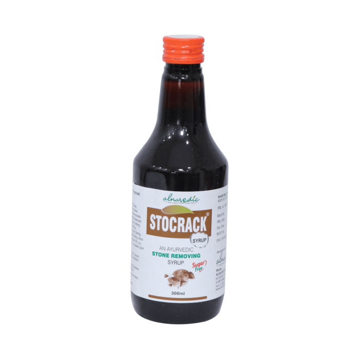 Alnavedic Stocrack Syrup