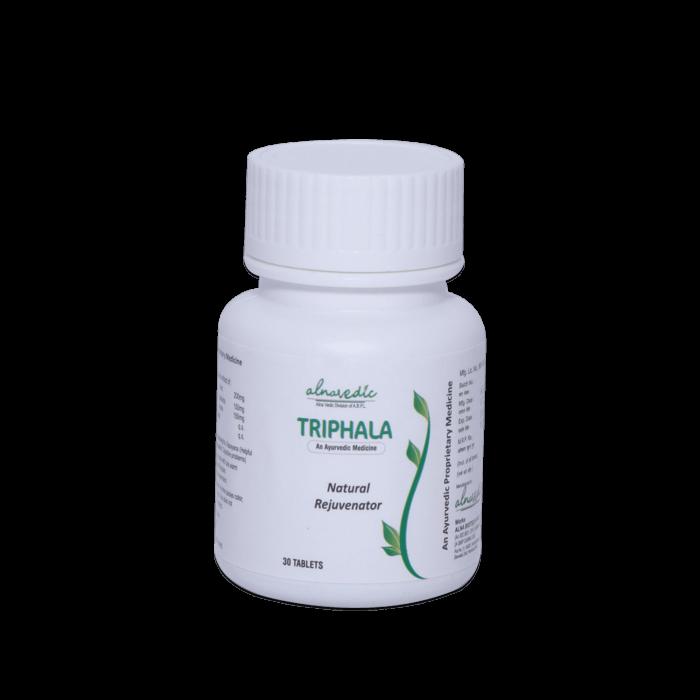 Alnavedic Triphala Tablet