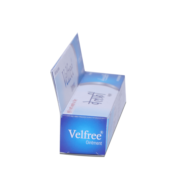 Alnavedic Velfree ointment