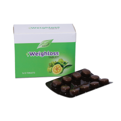 ALNAVEDIC WEIGHLOSS TABLET AYURVEDIC MEDICINE FOR WEIGHT LOSS 50 TABLET