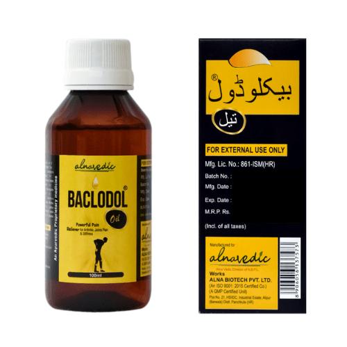 BACLODOL OIL