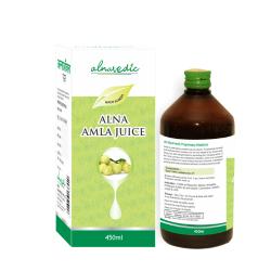 ALNAVEDIC ALNA AMLA JUICE - IMMUNITY BOOSTER (450ML)