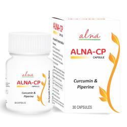ALNAVEDIC ALNA CP CAPSULE - CURCUMIN & PIPERINE (30 CAPSULE)